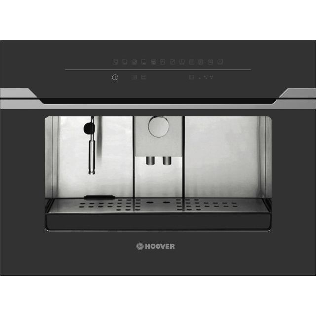 Hoover HBCM450 Built In Bean to Cup Coffee Machine - Black