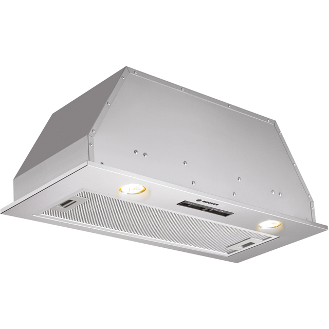 Hoover HBG175NX Built In Canopy Cooker Hood - Silver - HBG175NX_SI - 1