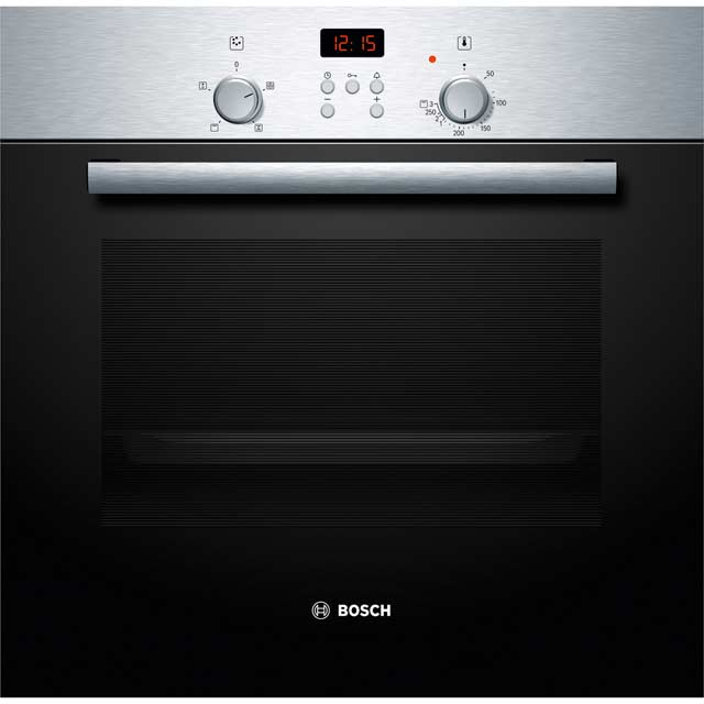 Bosch HBN331E4B Built In Electric Single Oven - Stainless Steel - A Rated