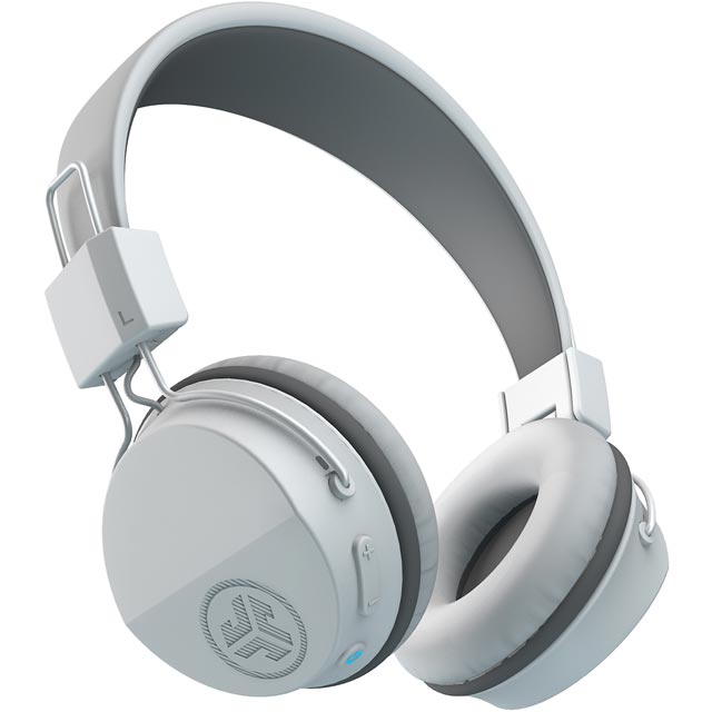 JLAB Neon On-ear Wireless Headphones - White - HBNEONRWHT4 - 1