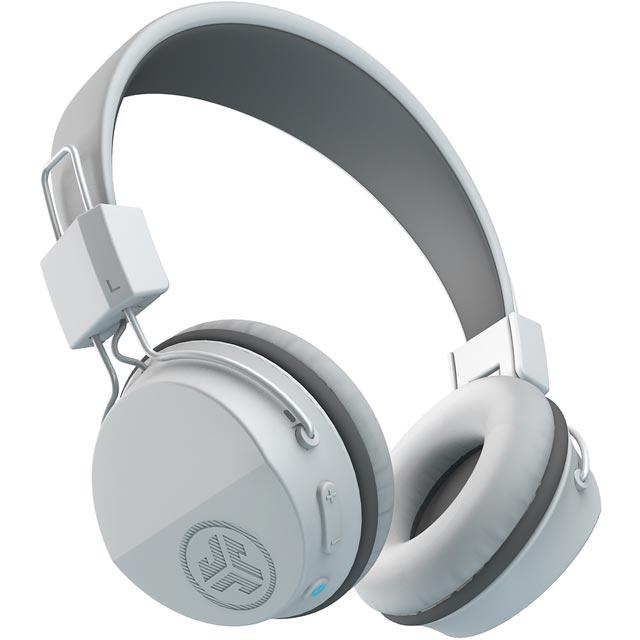 JLAB HBNEONRWHT4 Headphones in White