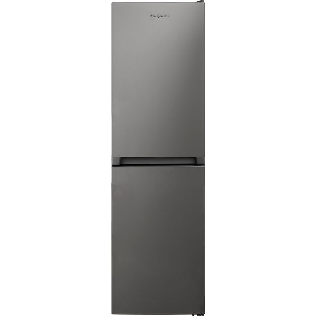Hotpoint HBNF55181SUK 50/50 Frost Free Fridge Freezer - Silver - A+ Rated - HBNF55181SUK_SI - 1