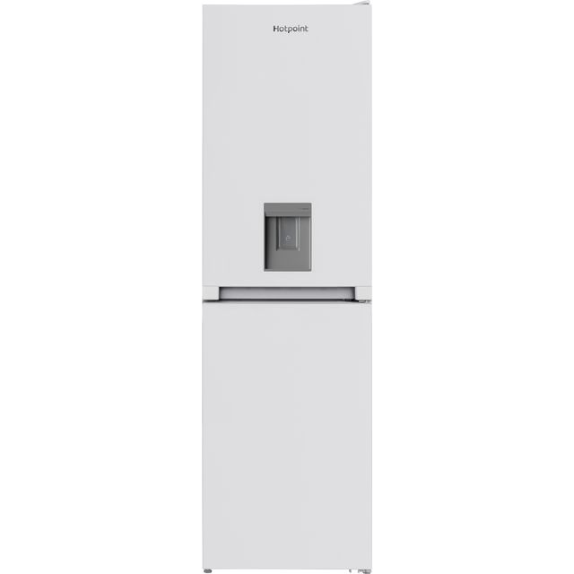 Hotpoint HBNF55181WAQUAUK 50/50 Frost Free Fridge Freezer - White - A+ Rated - HBNF55181WAQUAUK_WH - 1