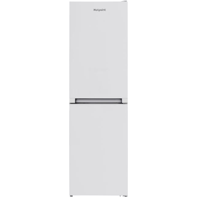 Hotpoint HBNF55181WUK 50/50 Frost Free Fridge Freezer - White - A+ Rated - HBNF55181WUK_WH - 1