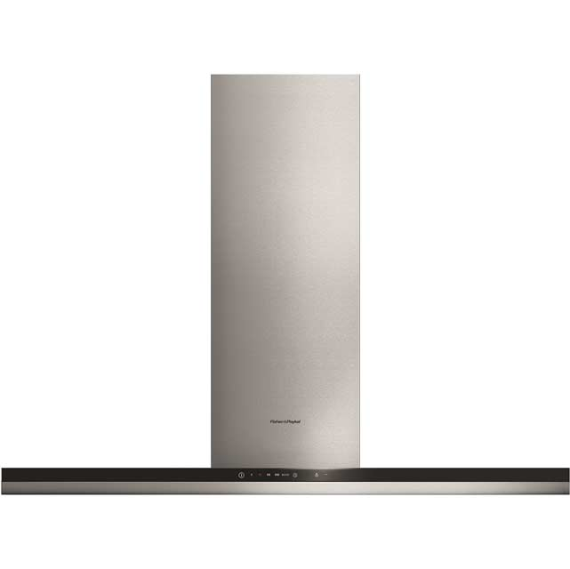 Fisher & Paykel Designer HC120BCXB2 120 cm Chimney Cooker Hood - Stainless Steel - A+ Rated - HC120BCXB2_SS - 1