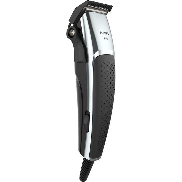 Philips Series 5000 Pro Clipper HC5100/13 Hair Clipper Black / Silver