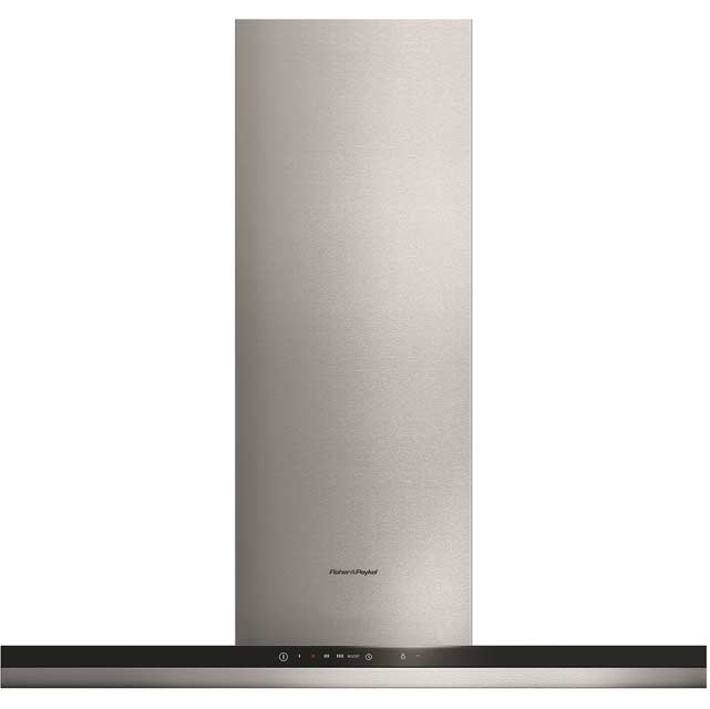 Fisher & Paykel Designer HC90BCXB2 90 cm Chimney Cooker Hood - Stainless Steel - A+ Rated - HC90BCXB2_SS - 1