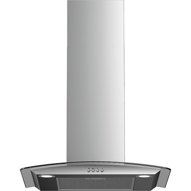 Beko HCG61320X 60 cm Chimney Cooker Hood - Stainless Steel - E Rated - HCG61320X_SS - 1