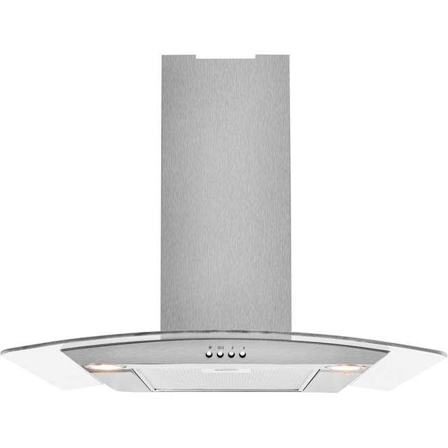 Beko 70 cm Chimney Cooker Hood - Stainless Steel - E Rated