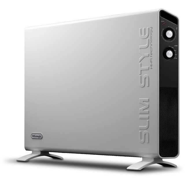 De'Longhi SlimStyle HCX3124FS Panel Heater in White