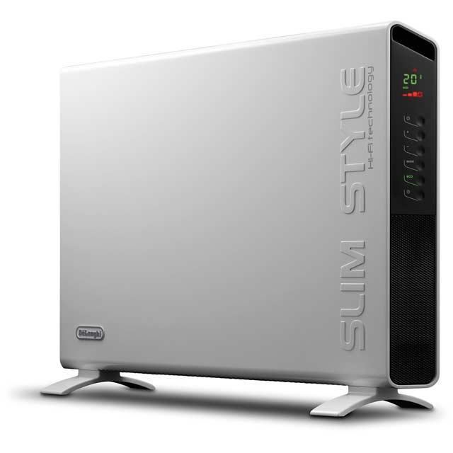 De'Longhi SlimStyle HCX9124E Panel Heater in White