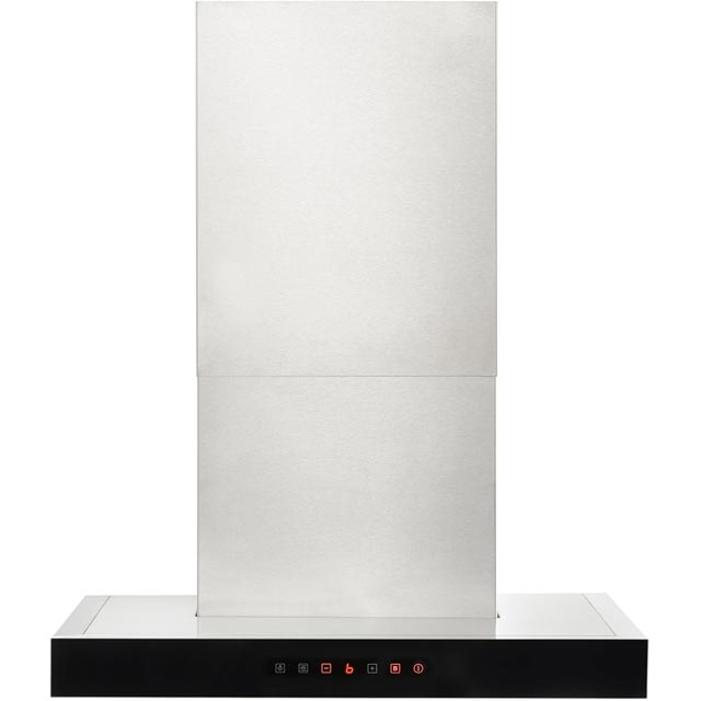Stoves HDCN601 60 cm Chimney Cooker Hood - Stainless Steel - A Rated - HDCN601_SS - 1