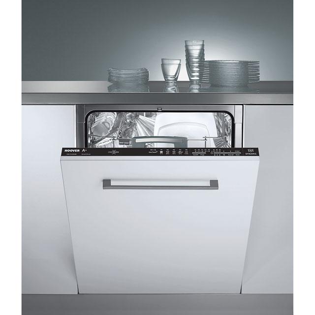 Hoover Integrated Dishwasher in Black