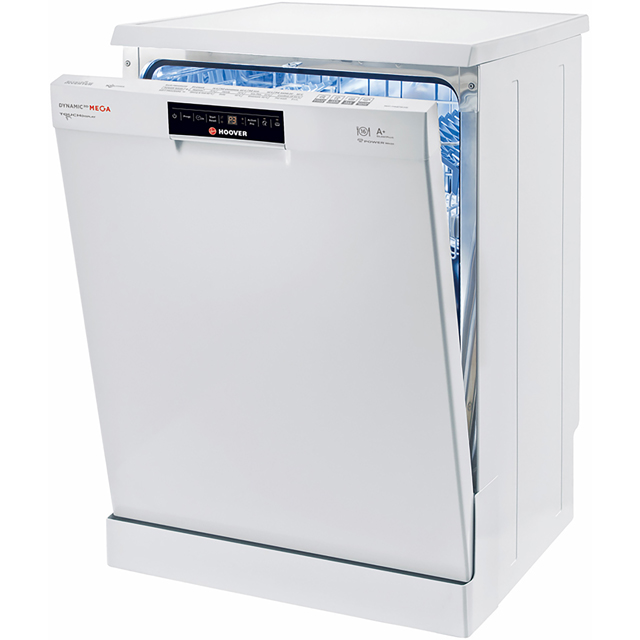 Hoover HDP1T064PW3W Standard Dishwasher - White - A+ Rated Best Price, Cheapest Prices