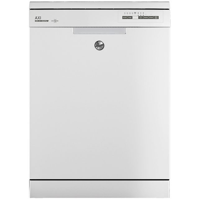 Hoover AXI HDPN1L390OW Standard Dishwasher - White - A+ Rated