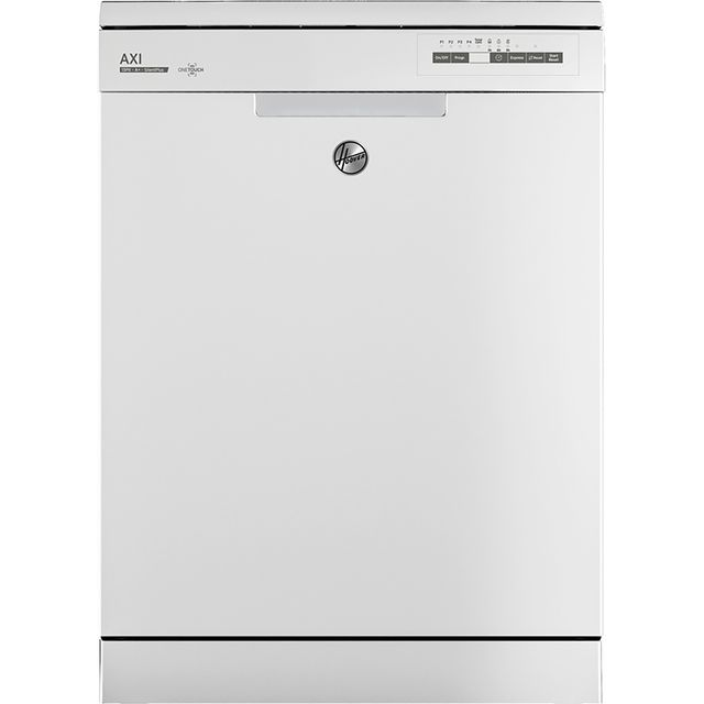 Hoover AXI HDPN1L390PW Standard Dishwasher - White - A+ Rated