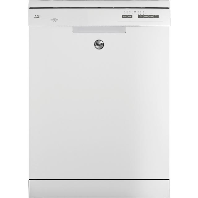 Hoover AXI HDPN1L642OW Standard Dishwasher - White - A+ Rated Best Price, Cheapest Prices
