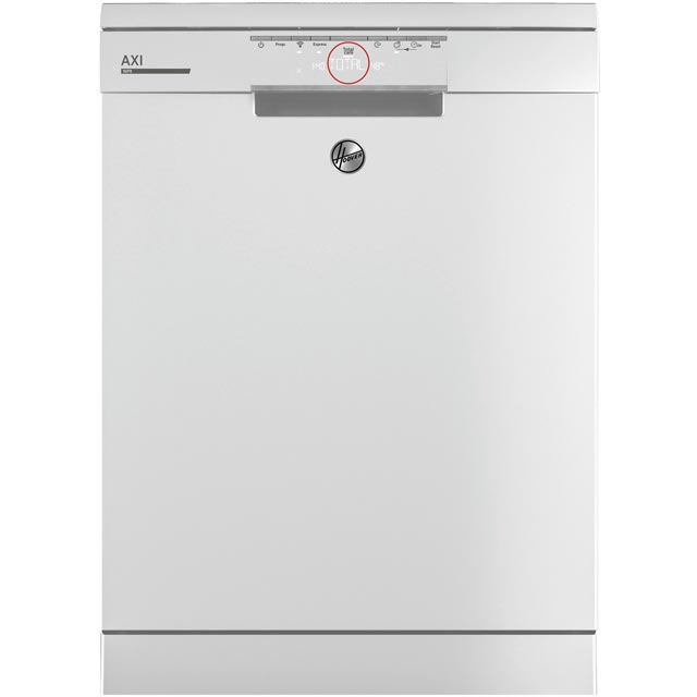 Hoover AXI HDPN1S643PW Wifi Connected Standard Dishwasher - White - A+ Rated - HDPN1S643PW_WH - 1