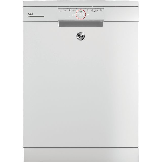 Hoover AXI HDPN1S643PW Wifi Connected Standard Dishwasher - White - A+ Rated