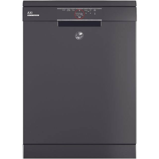 Hoover AXI HDPN2D620PA Standard Dishwasher - Graphite - HDPN2D620PA_BK - 1
