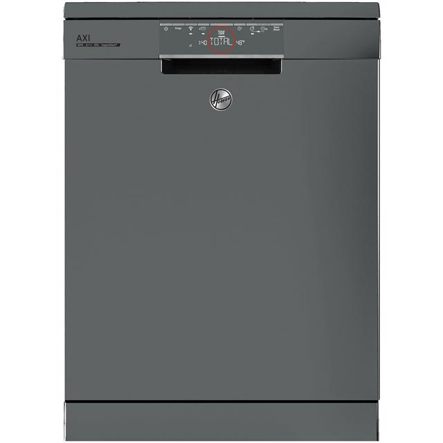 Hoover AXI Standard Dishwasher - Stainless Steel - A+++ Rated