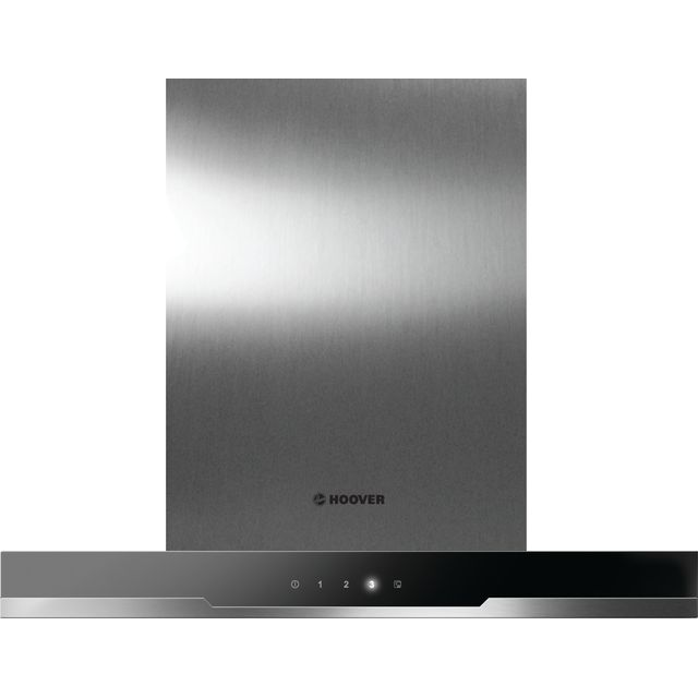 Hoover H-HOOD 500 HDSV685B Built In Chimney Cooker Hood - Stainless Steel - HDSV685B_SS - 1