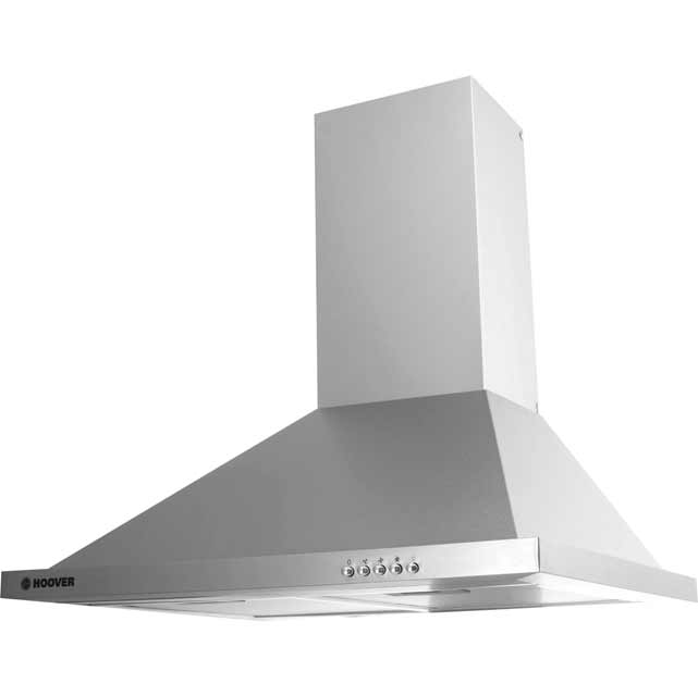 Hoover HECH616/3X Integrated Cooker Hood in Stainless Steel