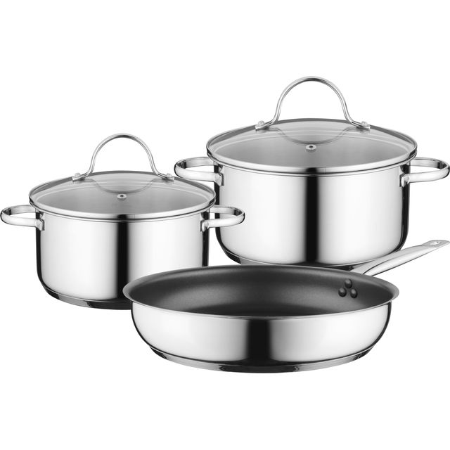 Image of Bosch HEZ9SE030 Induction Pan Set