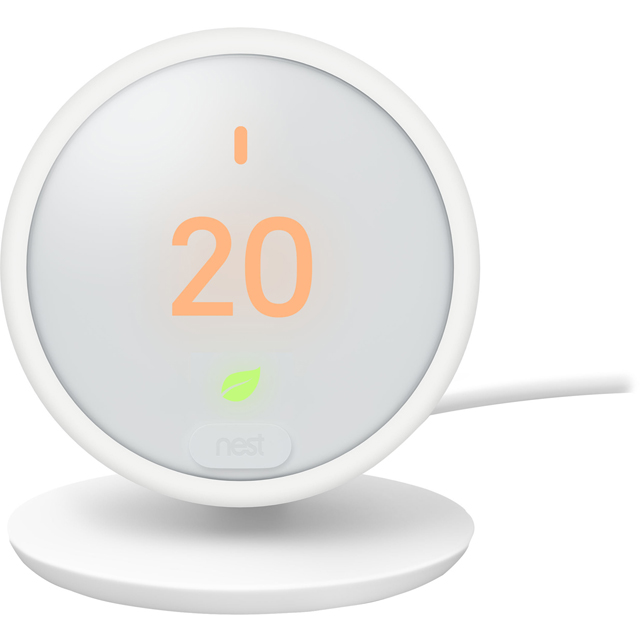 Nest Smart Thermostat E DIY Install - White