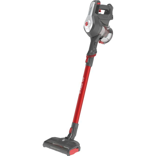 Hoover H-FREE 100 PETS HF122RPT Cordless Vacuum Cleaner with Pet Hair Removal and up to 25 Minutes Run Time