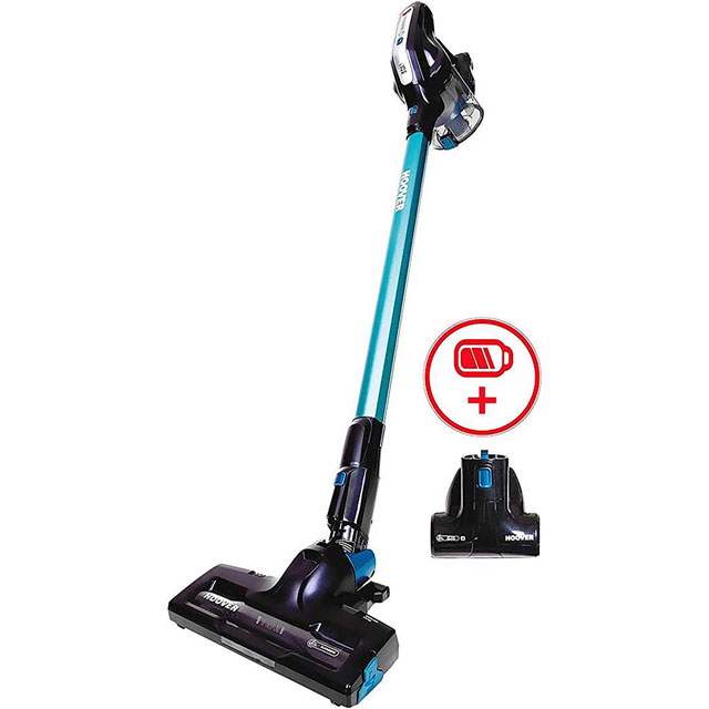 Hoover H-FREE PETS ENERGY HF18EBND Cordless Vacuum Cleaner - Blue - HF18EBND_BL - 1