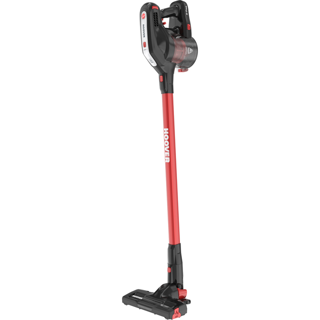 Hoover H-Free 2 IN 1 HF18RH Cordless Vacuum Cleaner - Black / Red - HF18RH_BKRD - 1
