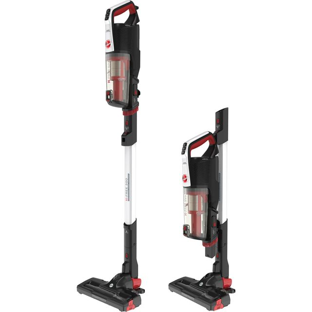 Hoover H-FREE 500 HF522BH Cordless Vacuum Cleaner - Black / Red - HF522BH_BKRD - 1