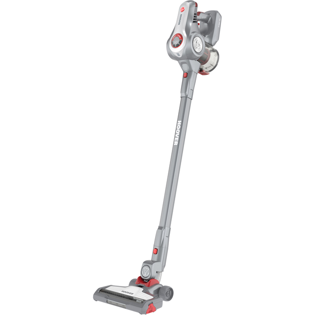 Hoover H-Free 700 HF722G Cordless Vacuum Cleaner - Grey / Red - HF722G_GYRD - 1