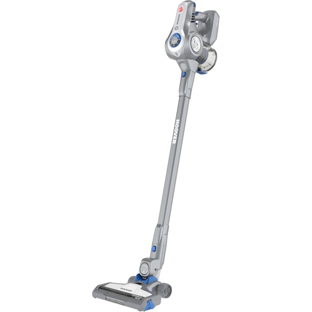 Hoover H-Free 700 Pet HF722PG Cordless Vacuum Cleaner - Grey / Blue - HF722PG_GYBL - 1