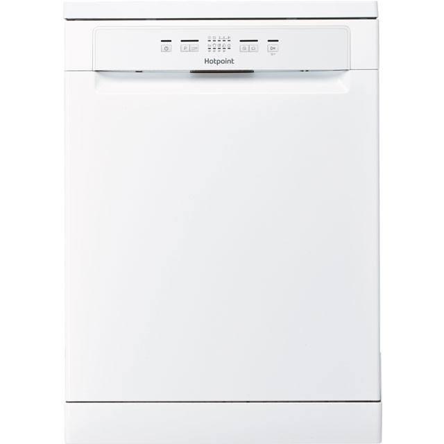 Hotpoint HFC2B+26C Standard Dishwasher - White - A++ Rated - HFC2B+26C_WH - 1
