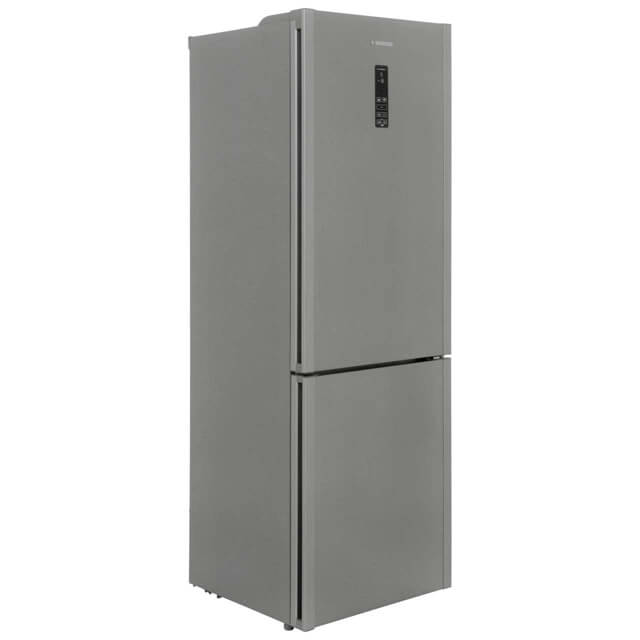 Hoover HFF618DX 70/30 Frost Free Fridge Freezer - Stainless Steel Look