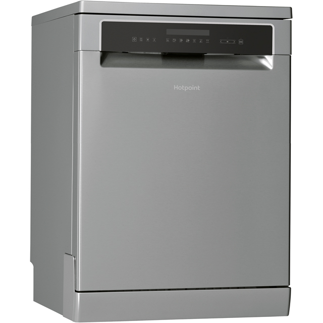 Hotpoint HFP4O22WGCX Standard Dishwasher - Stainless Steel - A++ Rated Best Price, Cheapest Prices