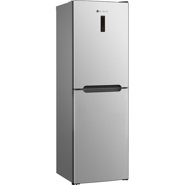 Hoover HHN56182XK 50/50 Frost Free Fridge Freezer - Stainless Steel - HHN56182XK_SS - 1