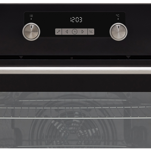 Hisense BI3221AXUK Built In Electric Single Oven - Stainless Steel - BI3221AXUK_SS - 2