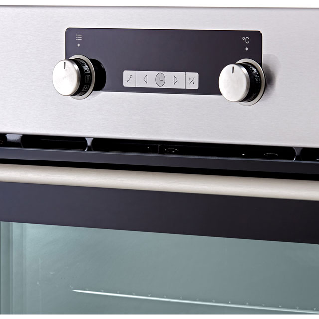 Hisense BI5228PXUK Built In Electric Single Oven - Stainless Steel - BI5228PXUK_SS - 4