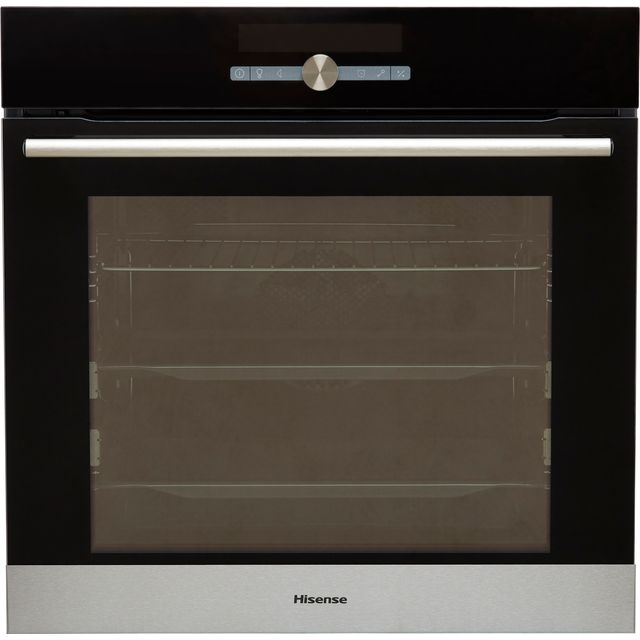 Hisense BI5543PG Built In Electric Single Oven - Stainless Steel Effect - A+ Rated