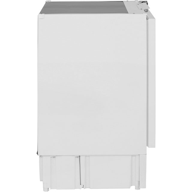 Hisense FUV126D4AW11 Built Under Under Counter Freezer - White - FUV126D4AW11_WH - 4