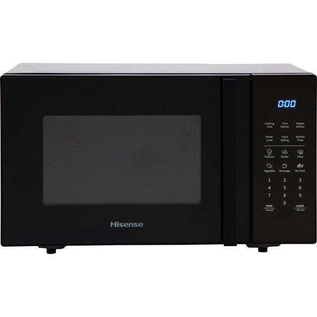 Hisense H23MOBS5HUK 23 Litre Microwave - Black