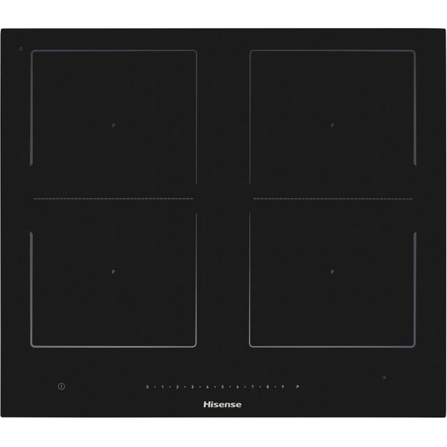 Hisense I6456C 60cm Induction Hob - Black