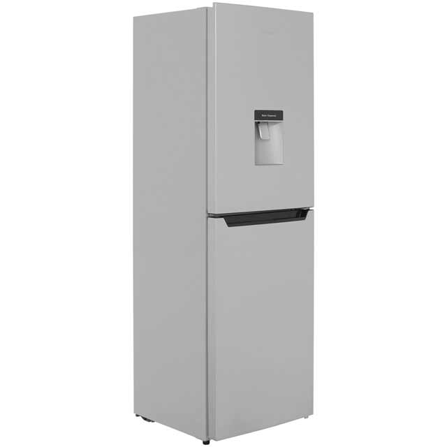 Hisense 50/50 Fridge Freezer - Silver - A+ Rated