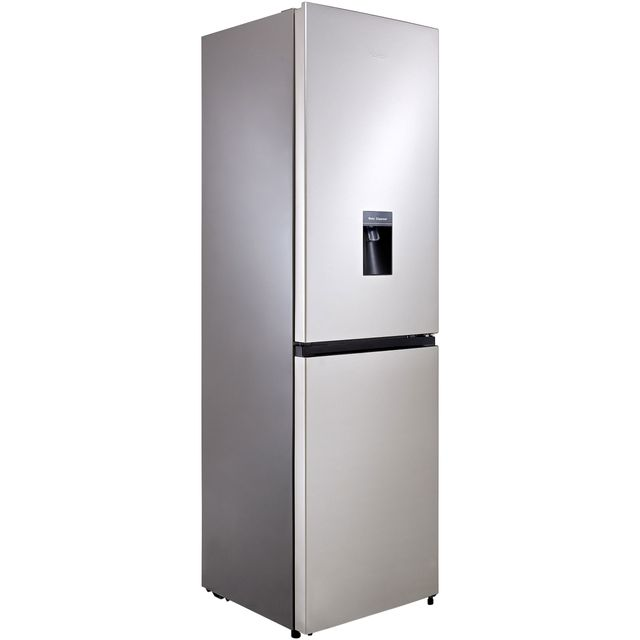 Hisense RB327N4WC1 Fridge Freezer - Silver - RB327N4WC1_SI - 1