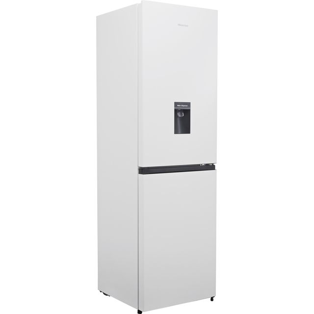 Hisense RB327N4WW1 50/50 Frost Free Fridge Freezer - White - F Rated