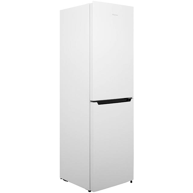Hisense RB338N4EW1 50/50 Frost Free Fridge Freezer - White - RB338N4EW1_WH - 1