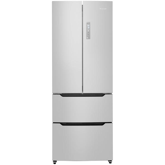 Hisense RF528N4AC1 American Fridge Freezer - Stainless Steel Effect